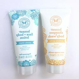 The Honest Company Shampoo Body Wash Face Body Lotion 2 Pack