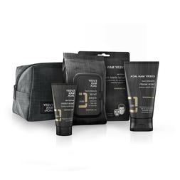 face lotion wash wipes set oil defense
