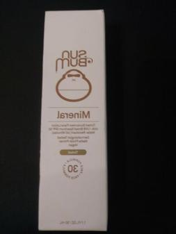 Sun Bum SPF 30 Mineral Tinted Face Lotion - 1.7oz - 20-62330