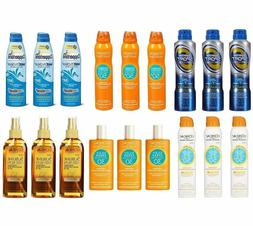 Sunscreen Summer Value Pack. PACK OF 3 Sunscreens. Copperton