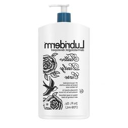 Lubriderm Tattoo Daily Care Lotion, Water-Based & Unscented,
