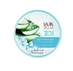 The Face Ship JEJU ALOE ICE SOOTHING GEL LOTION 💯%AUTHENT