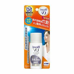 BR~BIORE UV Perfect Face Milk Sunscreen Lotion SPF50+PA++++