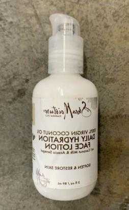 Shea Moisture 100% Virgin Coconut Oil Milk Daily Hydration F