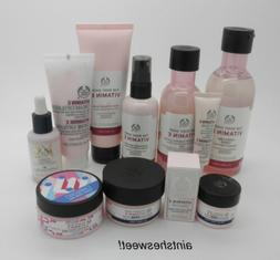 THE BODY SHOP Vitamin E - Choose Your Favorite Product